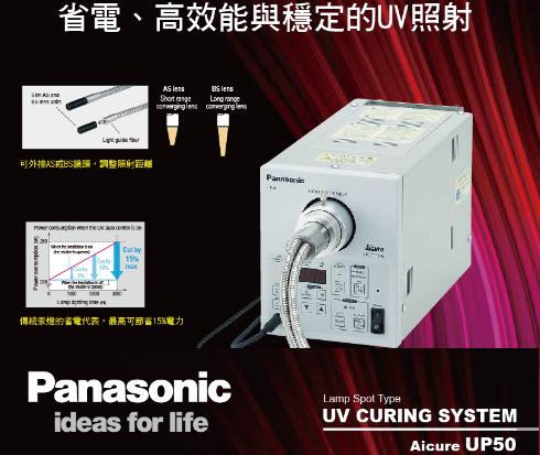 Panasonic UP50 光纖導管點光源機