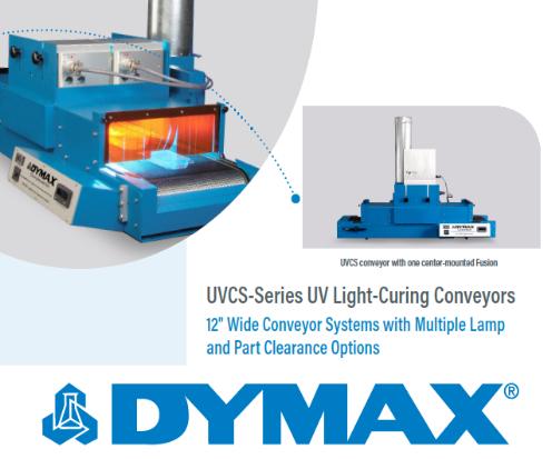 Dymax 輸送帶UV光源設備